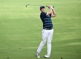 Fitzpatrick fires 65 to take early lead in Dubai Desert Classic