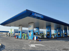 Video: ADNOC's first service station in Dubai