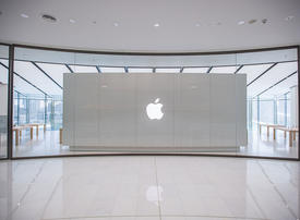 Apple said to be close to opening first retail store in India