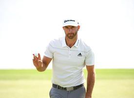 Dustin Johnson leads Saudi International after firing 61
