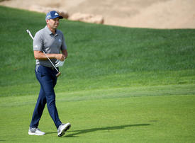 Garcia disqualified in Saudi Arabia for damaging greens