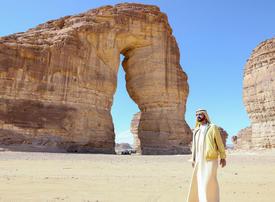 In pictures: Sheikh Mohammed visits historical Saudi landmark Al Ula
