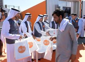 Revealed: UAE Food Bank delivers 500kg of food every day