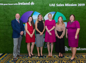 65% of Middle East visitors to Ireland from UAE