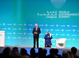 Prof Klaus Schwab calls for 'Globalisation 4.0' at World Government Summit