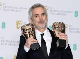 'Roma' wins Bafta glory in new advance for Netflix