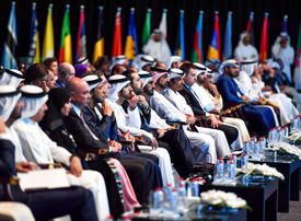 In pictures: World Government Summit opens at Madinat Jumeirah in Dubai