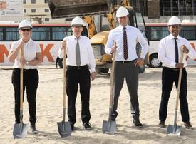 UAE's Farnek breaks ground on new $40m Dubai HQ