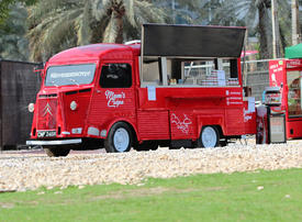 Abu Dhabi halts new food truck trade licences