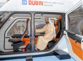Watch: Dubai's RTA inks deal with UK firm to develop futuristic sky pods