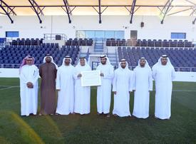 Dubai's Al Nasr gets new look stadium after revamp project