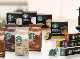 Middle East launch for Nestle's first Starbucks products in Q3