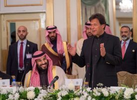 Pakistan PM Khan urges Saudi Arabia to treat expats 'as your own people'