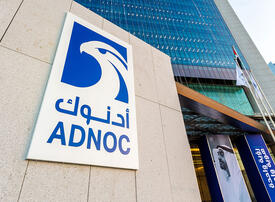 Blackrock, Snam said to bid for stake in $15bn ADNOC unit
