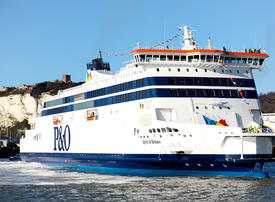 Dubai-owned P&O Ferries struggling with $120m pension deficit - auditor