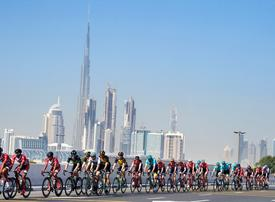UAE Tour hopes to overtake Tour de France in cycling world