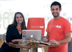 Entrepreneur of the Week: Lunch:On's Dana Baki and Mohammad Al Zaben