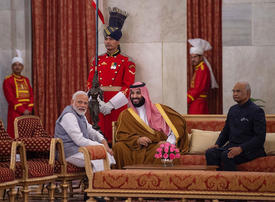 Saudi investments in India could reach $100bn, says crown prince