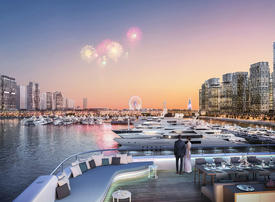 Revealed: Dubai Harbour's new superyacht marina