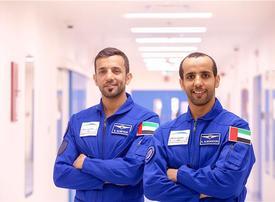 UAE astronauts complete European Space Agency training