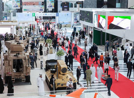 Video: Inside the region's largest defence exhibition