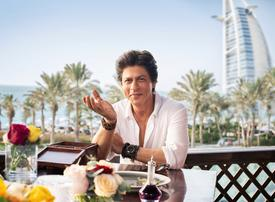 Shah Rukh Khan to receive star in Dubai Walk of Fame project