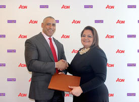 The University of Manchester and Aon partner to promote higher and professional education opportunities in the Middle East