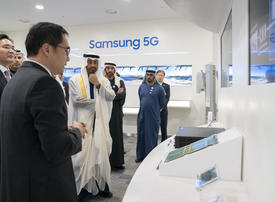 Samsung reveals 5G in line with UAE expansion plans