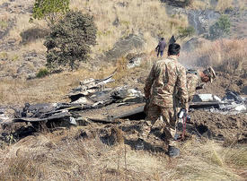 Risk of India-Pakistan war may hang on the fate of downed pilot