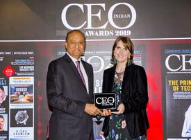 Paras Shahdadpuri honoured for outstanding contribution at Indian CEO awards