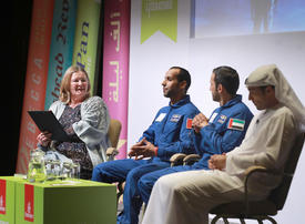 In pictures: Emirates LitFest starts in Dubai