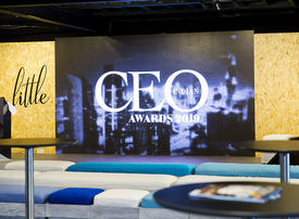 In pictures: Behind the scenes photos from the Indian CEO Awards 2019