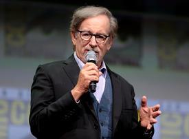 Steven Spielberg says Netflix films shouldn't be eligible for Oscars