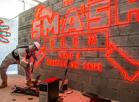 Video: How is Dubai's Smash Room making so much money?