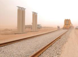 Saudi Arabia said to float tenders for railway projects