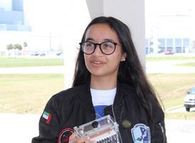 Revealed: what Alia the teen Emirati space prodigy did next