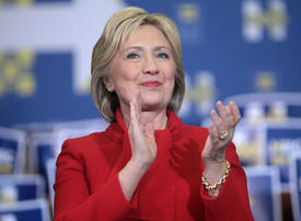 Hillary Clinton rules out another US presidential run in 2020