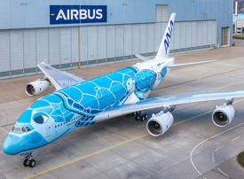 Japan's largest airline bets big on the newly axed Airbus A380