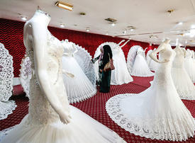 Middle East weddings market worth $4.5bn as UAE stands out