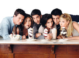Revealed: where you can see the Friends Central Perk set in Dubai