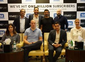 UAE's Starz Play says subscriber numbers top 1 million