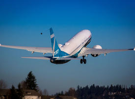 Software update set to fix Boeing 737 Max fault