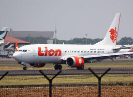 Boeing Max design faulted in Lion Air crash, Indonesia says