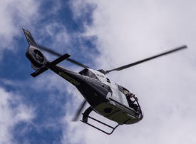Saudi's Public Investment Fund launches $150m helicopter operator