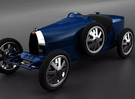 In pictures: Bugatti 'Baby II' was born to celebrate the brand's 110th anniversary