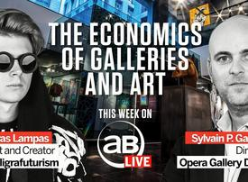 Video: The economics of galleries and art in the Middle East