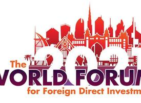 Dubai picked to host World Forum for Foreign Direct Investment in 2021