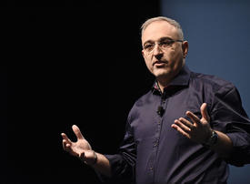Hewlett Packard's Antonio Neri: the robots are coming