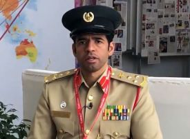 Video: Cybercrime rates in the UAE and collaboration with the Indian government