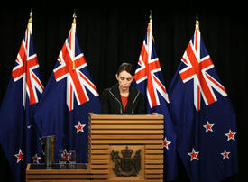 New Zealand bans military-style assault weapons in wake of deadly attacks